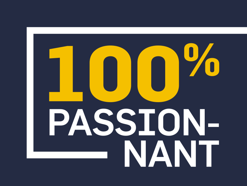 100% passionnant